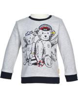 Steiff Sweatshirt BEAR CREW quarry 2012135-9007