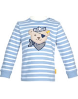 Steiff Sweatshirt BEAR CREW stripes forever blue 2012132-6027