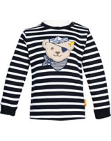 Steiff Sweazshirt BEAR CREW stripes steiff navy 2012132-3032