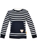 Steiff Sweatshirt BEAR CREW STREIFEN steiff navy 2012133-3032