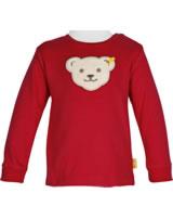 Steiff Sweatshirt BEAR CREW tango red 2012134-4008