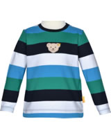 Steiff Sweatshirt BLUE STRIPE black iris 1922508-3032