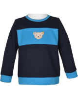 Steiff Sweatshirt BLUE STRIPE black iris 1922510-3032