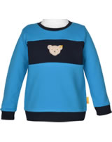 Steiff Sweatshirt BLUE STRIPE swedish blue 1922510-6034
