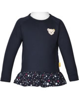 Steiff Sweatshirt BLUEBERRY HILL black iris 1922613-3032