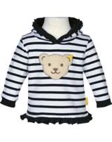 Steiff Sweatshirt  MODERN MARITIME black iris 001912426-3032