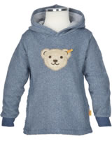 Steiff Sweatshirt m. Kapuze New City Boys blue horizon 6723613-8323