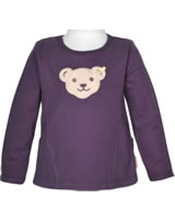 Steiff Sweatshirt mit Quietsche NATURAL BERRY hortensia 1921205-7021