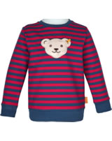 Steiff Sweatshirt mit Quietsche RED AND BLUE WINTER tango red 1921106-4008