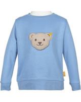 Steiff Sweatjacket Squeaker SEA BEAR forever blue 2012431-6027