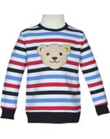 Steiff Sweatshirt MODERN MARITIME bright white 001912120-1000