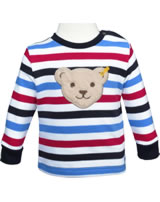 Steiff Sweatshirt MODERN MARITIME bright white 001912306-1000