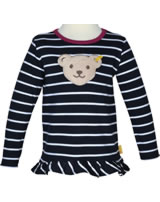 Steiff Sweatshirt Quietsche BLUEBERRY HILL black iris 1922622-3032