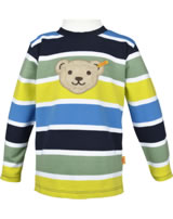 Steiff Sweatshirt Quietsche SPORTY KIDS stripe 6913643-0001