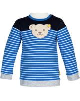 Steiff Sweatshirt SAFARI BEAR steiff navy 2013133-3032