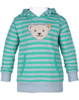ffb0a86257 Steiff Sweatshirt SUMMER BRIGHTS aqua green 001913125-5007