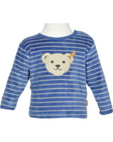 Steiff Sweatshirt WINTER COLOR NICKY federal blue 6722923-3064