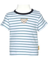 Steiff T-Shirt short sleeve BEAR BLUES stripes faience 2011224-6042