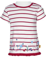 Steiff T-Shirt short sleeve HELLO SPRING tango red 6913031-2016