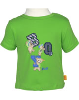 Steiff T-Shirt Kurzarm LITTLE ONE bud green 6912701-5046