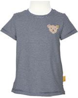 Steiff T-Shirt Kurzarm MODERN MARITIME black iris 001912106-3032