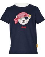 Steiff T-Shirt Kurzarm MODERN MARITIME black iris 001912107-3032