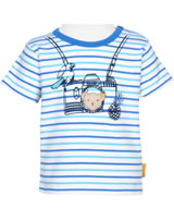 Steiff T-Shirt Kurzarm SAFARI BEAR bright white 2013138-1000