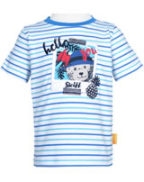 Steiff T-Shirt Kurzarm SAFARI BEAR bright white 2013329-1000