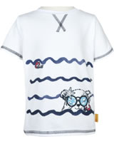 Steiff T-Shirt short sleeve SEA BEAR bright white 2012433-1000