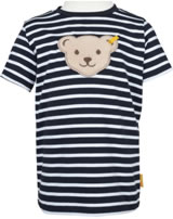 Steiff T-Shirt short sleeve SEA BEAR steiff navy 2012402-3032