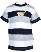Steiff T-Shirt Kurzarm SEASIDE stripe 6833641-0001