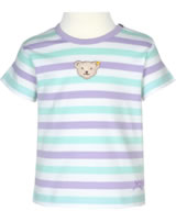 Steiff T-Shirt Kurzarm SUMMER BRIGHTS bright white 001913402-1000