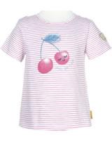 Steiff T-Shirt Kurzarm SWEET CHERRY pink carnation 2013426-3019