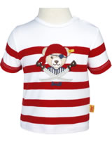 Steiff T-Shirt Kurzarm TREASURE ISLAND tango red 6912533-2016