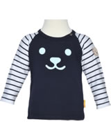Steiff T-Shirt long sleeve BEAR BLUES black iris 2011212-3032