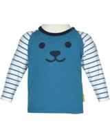 Steiff T-Shirt long sleeve BEAR BLUES faience 2011212-6042