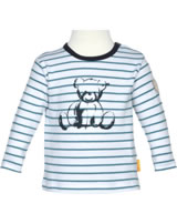 Steiff T-Shirt long sleeve BEAR BLUES stripes faience 2011219-6042