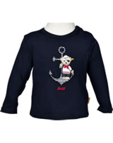 Steiff T-Shirt Langarm BOY LITTLE PIRAT marine 6832521-3032