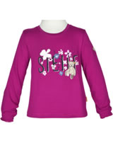 Steiff T-Shirt Langarm COLORFUL WINTER anemone 6843111-2144