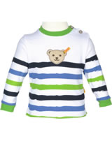 Steiff T-Shirt Langarm LITTLE ONE allover 6912713-0003