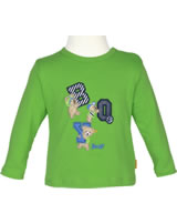 Steiff T-Shirt Langarm LITTLE ONE bud green 6912721-5046