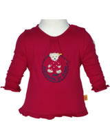 Steiff T-Shirt Langarm LOVELY REDS jester red 6842101-2120