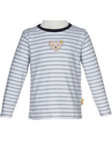 Steiff T-Shirt long sleeve MINI BOY SPECIAL DAY bright white 1923308-1000