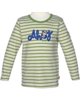 Steiff T-Shirt Langarm SAILING TOUR meadow green 6913541-5560