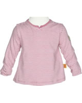 Steiff T-Shirt Langarm SHADES OF ROSÉ stripe 6842221-0001