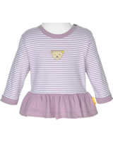 Steiff T-Shirt long sleeve WILDBERRY lavender mist 1921421-7020