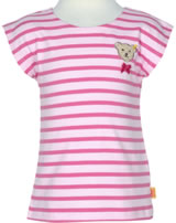 Steiff T-Shirt ohne Arm WILDFLOWERS stripe 6913111-0001
