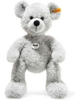 Steiff Ours Fynn 40 cm gris 113796