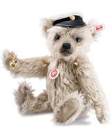 Steiff Teddybär Kapitän Keith 31 cm Mohair caramel 006333