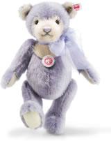 Steiff Teddybär Laurin 28 cm Mohair flieder 006487